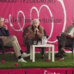 (da sx Dario Caruso, Bianca Montale, Claudio Proietti
