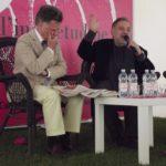 Valerio Meattini con Edoardo Boncinelli