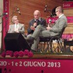 (da sx) Elio Ferraris, Paolo Pejrone, Alessandro Bartoli