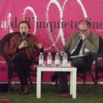 Silvia Ronchey con Alessandro Bartoli