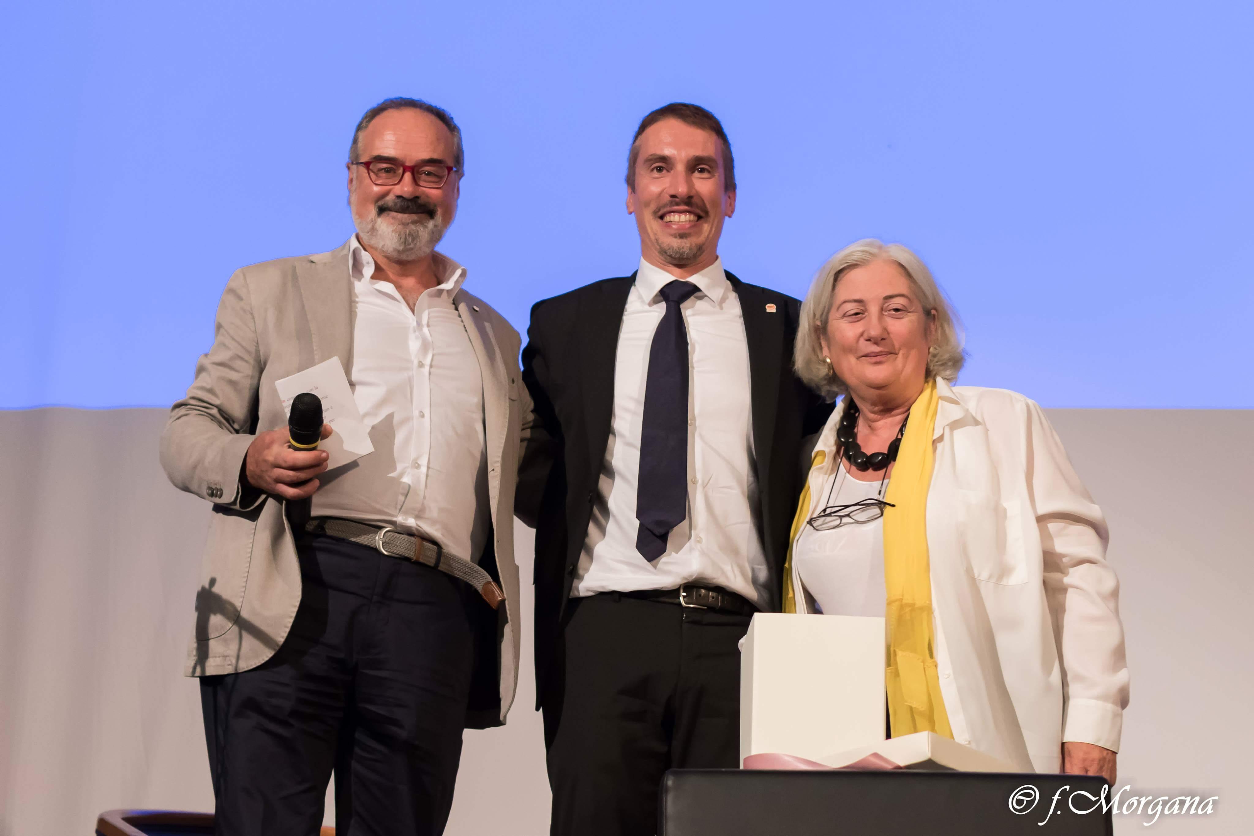 Christian Greco, direttore del Museo Egizio di Torino, l'Inquietus Celebration 2018
