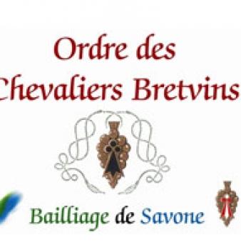 """30 aprile 2015 – 3 maggio 2015, """" Ordre des Chevaliers Bretvins Bailliage de Savona, Chapitre di Varazze"""", con Francesco Moser (patrocinio del Circolo)"""