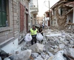 Terremoto in Grecia – 13 giugno 2017
