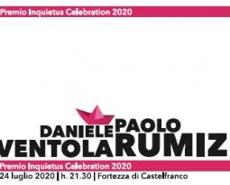 24 luglio 2020 – Premio Inquietus Celebration 2020